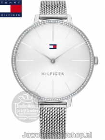 | Tommy Hilfiger Dames Horloge TH1782113 Kelly