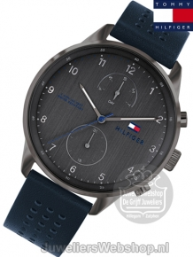Tommy Hilfiger Horloge TH1791578 Chase Multi Date