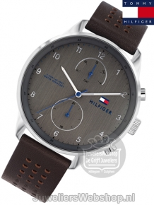 Tommy Hilfiger Horloge TH1791579 Chase Multi Date