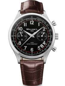 William L Horloge WLAC01NRCM Chrono Bruin