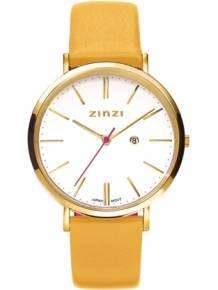 Zinzi Retro Watch ZIW407Y Geel Goud