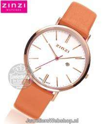 Zinzi Retro Watch ZIW408O Oranje Rose
