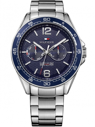 tommy hilfiger th1791366 erik horloge heren