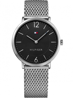 tommy hilfiger th1710355 ultra slim horloge heren zwart
