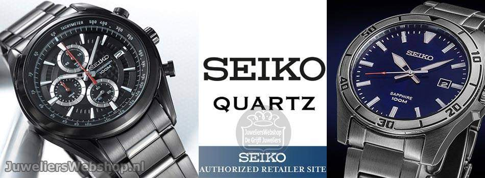 Seiko horloges heren