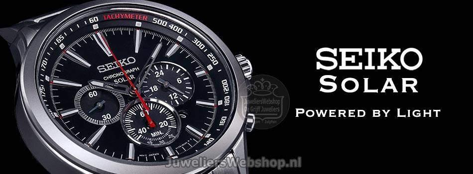 Seiko Solar horloges