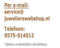 Ga naar onze contact pagina.