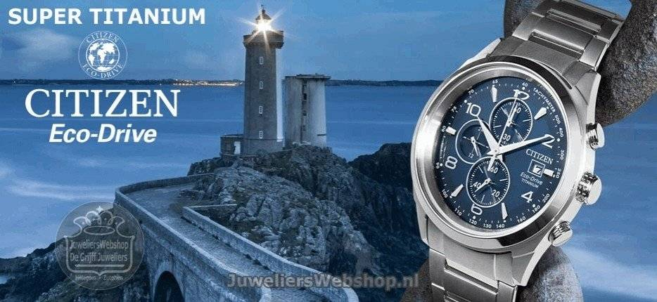 Citizen Super Titanium