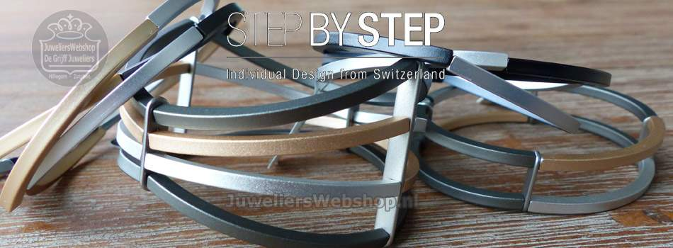 Step by Step armbanden