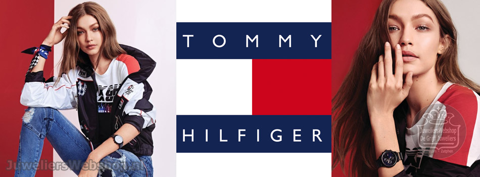 Tommy Hilfiger horloges dames