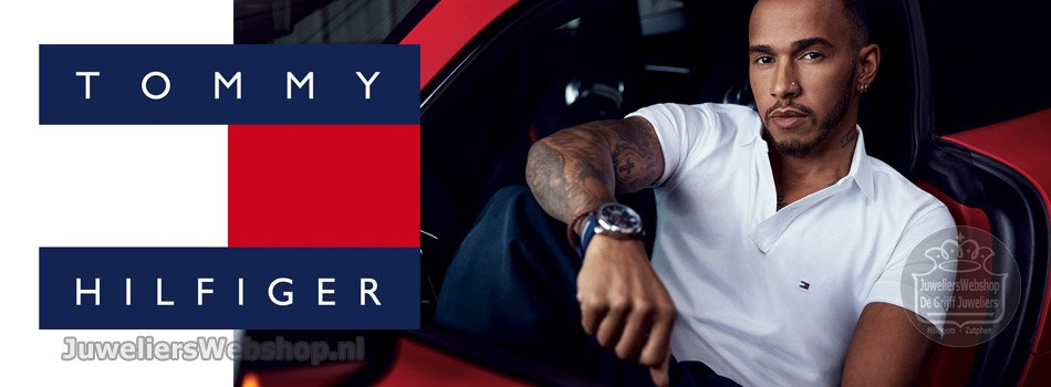 Tommy Hilfiger horloges heren