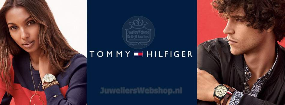 Tommy Hilfiger horloges - watches Tommy Hilfiger online.