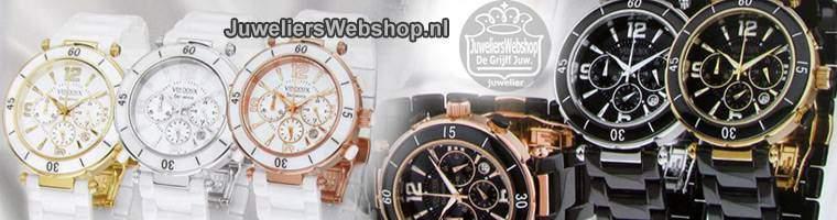 Kijk hier voor alle Vendoux horloges Ceramic. Vendoux Keramiek online.