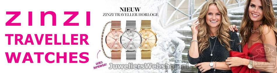 Zinzi traveller horloges op Youtube
